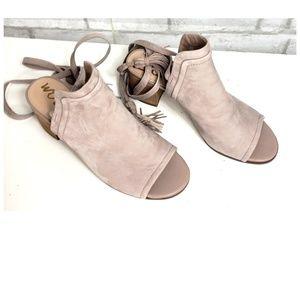 Sam Edelman Rose Sampson Block Heel Sandals 7.5M